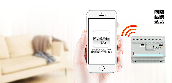 MyHOME / MyHOME_Up bei Bittner & Kämpf Video- Tv- HiFi GmbH in Rodgau